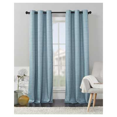 Livingston Foamback Curtain Panel Pair - VCNY Home - Target