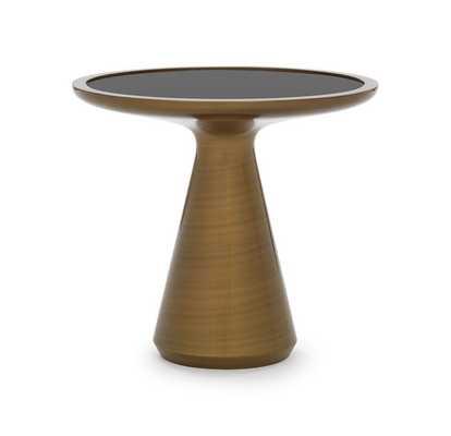 ADDIE SIDE TABLE - BRONZE - Mitchell Gold + Bob Williams