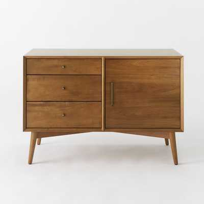 Mid-Century Buffet/Media Console, Small (Acorn) - West Elm