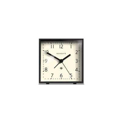Cubic Alarm Clock in Gravity Grey design by Newgate - Burke Decor