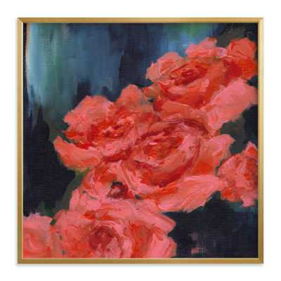 Coral Roses - Minted