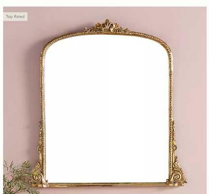 Gleaming Primrose Mirror- 5' - Anthropologie