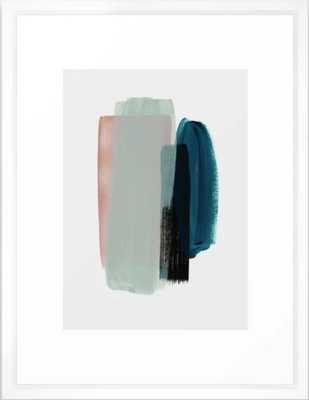 minimalism 12 Framed Art Print 20x26 - Society6
