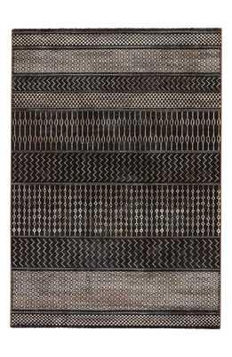 Jaipur Contemporary Loft Rug, Size 5ft 3in x 7ft 6in - Black - Nordstrom