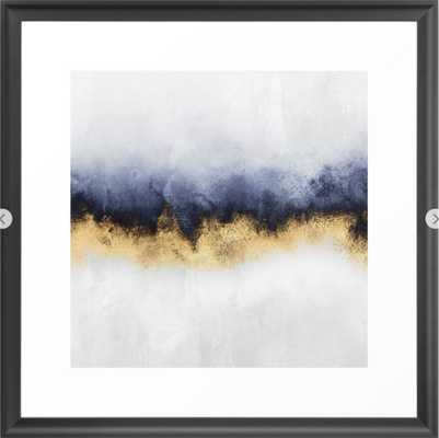 Sky Framed Art Print - Society6