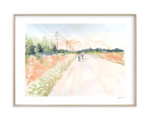following papa  LIMITED EDITION ART - Signed - Minted