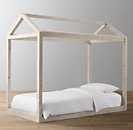 COLE HOUSE PLATFORM BED - RH Baby & Child