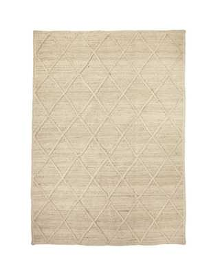 Diamond Jute Rug - 8' x 10' - Serena and Lily