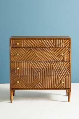 Paje Carved Dresser - Anthropologie