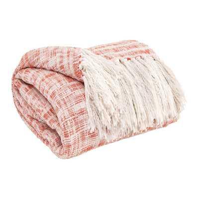 Cassbab Cotton Throw Blanket - Wayfair