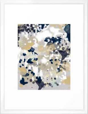 Nigel - Abstract art painting - Society6