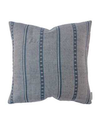 """DORIAN PILLOW WITHOUT INSERT, 22"""" x 22"""" - McGee & Co."""