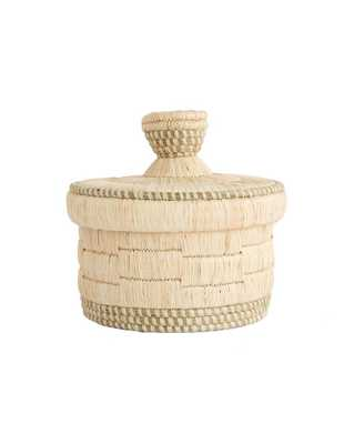 WOVEN JARS, SHORT - McGee & Co.
