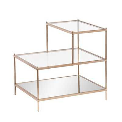 Janelle End Table - Wayfair