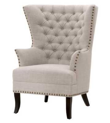 Moise Wingback Chair - Wayfair