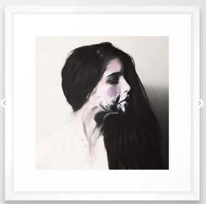 Abstraction Framed Art Print - Society6