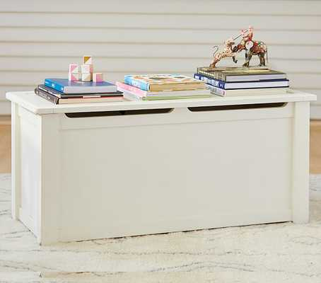 Ultimate Toy Chest, Simply White - Pottery Barn Kids