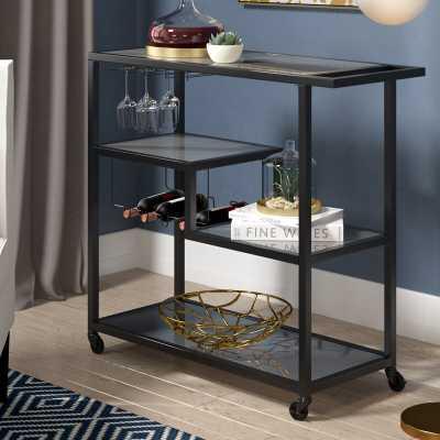 Mcbride Bar Cart - AllModern