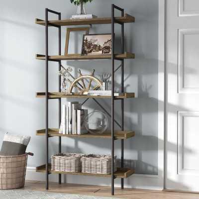 Swindell Etagere Bookcase - Wayfair