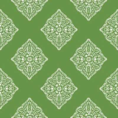 Henna Tile - AT7029 - York Wallcoverings