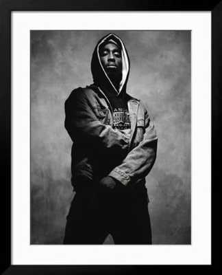 """TUPAC SHAKUR. """"juice"""" [1992], directed by ERNEST DICKERSON. - art.com"""