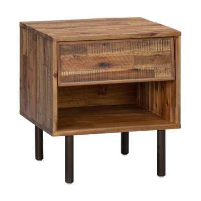 Bronson Wooden Nightstand - Maren Home