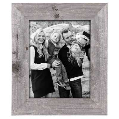 Rustic Reclaimed Wood Picture Frame - Wayfair
