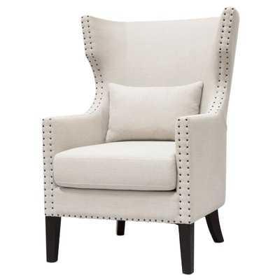 Demaris Traditional Wingback Chair - Wayfair