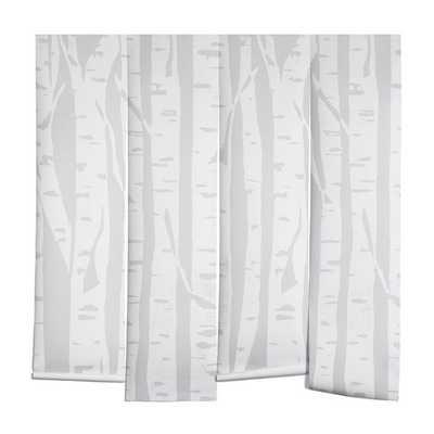 Woodcut Birches - Wander Print Co.