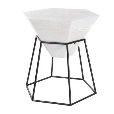 Cole & Grey End Table - Wayfair