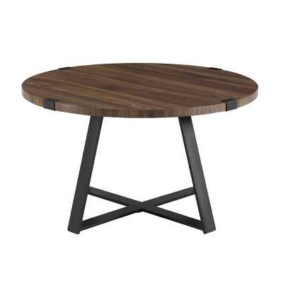 Bowden Metal Wrap Coffee Table - AllModern