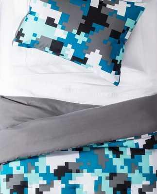 Pixelated Camo Comforter set - Target
