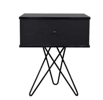 Gianni Bedside 1 Drawer Nightstand - Wayfair