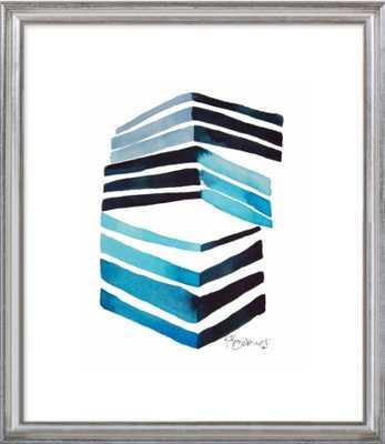 Arrow - 14x17 Framed (Black) - Artfully Walls