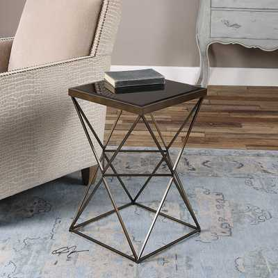 Uberto, Accent Table - Hudsonhill Foundry