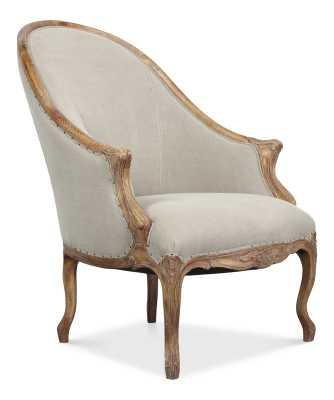 Leslie Barrel Chair - Wayfair