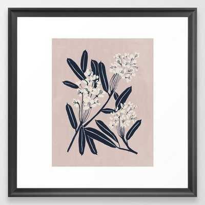 Boho Botanica Framed Art Print - Society6