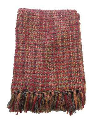 Judith Woven Throw Blanket - Wayfair