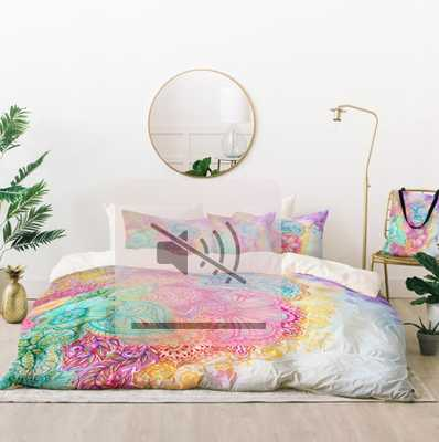 FLOURISH Bed In A Bag By Stephanie Corfee - Wander Print Co.