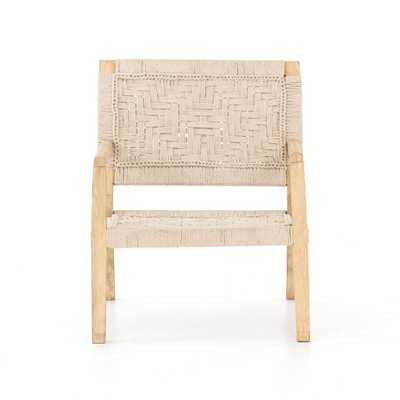 Amora Chair Natural Mango - Burke Decor