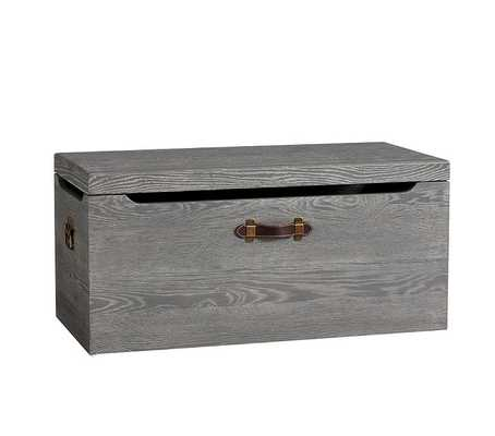 Tucker Toy Chest - Pottery Barn Kids