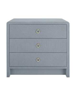 OLIVIA NIGHTSTAND, GRAY - McGee & Co.