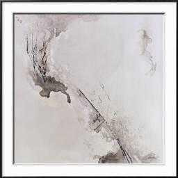 Whispers III- Framed Art Print- 30'' x 30''- - art.com