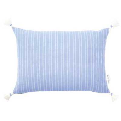 Provence Stripe Pillow - Caitlin Wilson