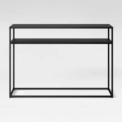Glasgow Console Table - Project 62™ - BLACK - Target