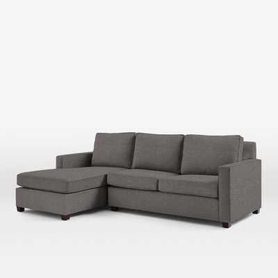 Henry® 2-Piece Chaise Sectional, Left Chaise - West Elm