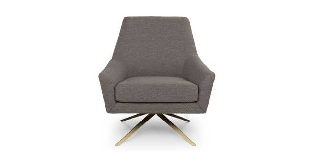 Spin Swivel Chair - Desert Gray - Article