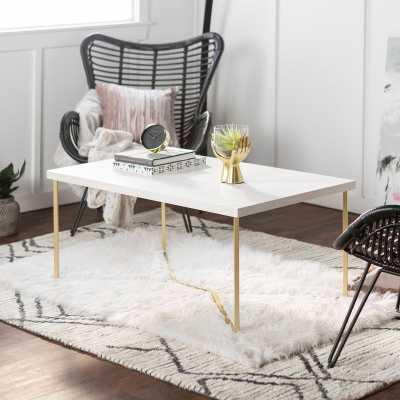 Seguin Coffee Table - Wayfair