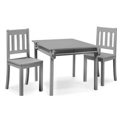 Imagination Kids Table and Chair Set - Wayfair