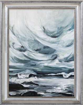 Stormy Skies 11x14 - Artfully Walls